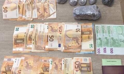 Χερσόνησος: Πιάστηκε στα πράσα με τις «καβάτζες» των ναρκωτικών στο χέρι!