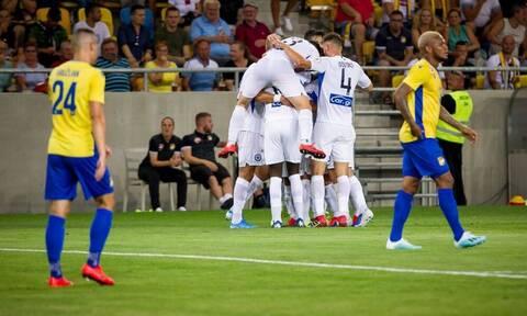 Europa League: Σούπερ Ατρόμητος, έμεινε στο «μηδέν» ο Άρης