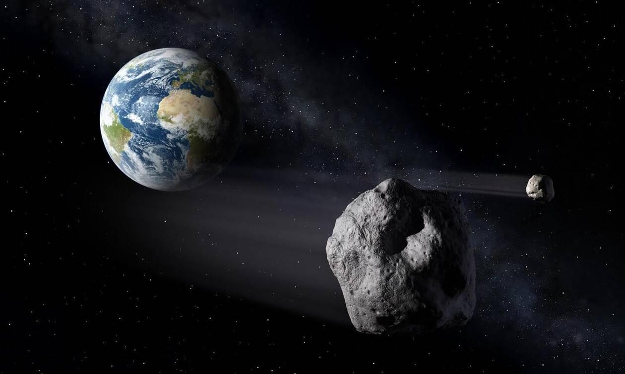 Επικίνδυνος αστεροειδής πέρασε «ξυστά» από τη Γη - Ανακαλύφθηκε την τελευταία στιγμή (vid)