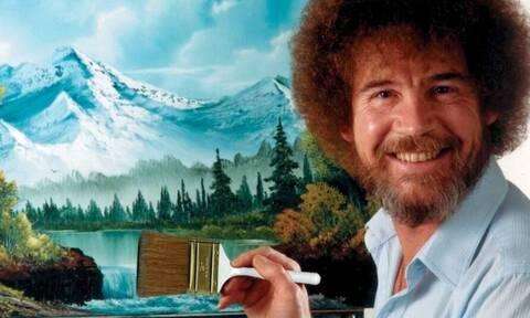 Έχεις αναρωτηθεί ποτέ που βρίσκονται όλοι οι πίνακες του Bob Ross; (video)