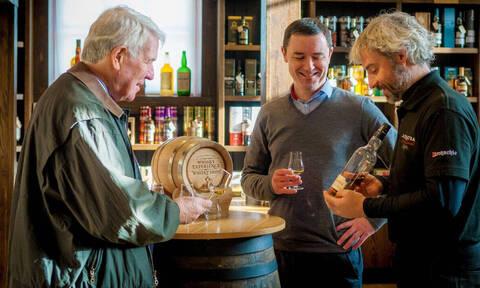 Το πιο παλιό ουίσκι στον κόσμο