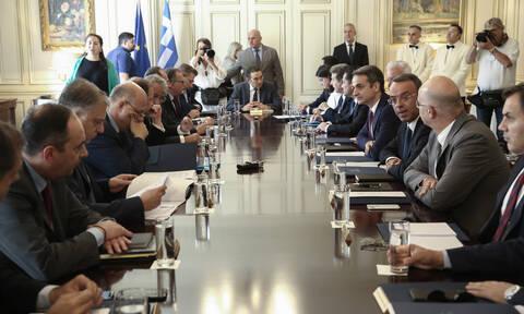 Σε εξέλιξη το υπουργικό συμβούλιο: Τι συζητείται