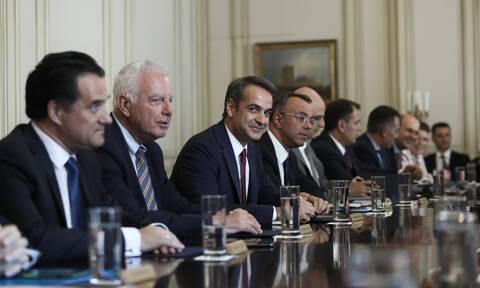 Υπουργικό συμβούλιο: Τι αποφασίστηκε στη συνεδρίαση - Η γραμμή που έδωσε ο πρωθυπουργός