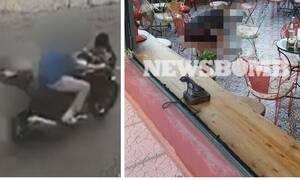 Δολοφονία Περιστέρι: Βίντεο ντοκουμέντο δείχνει το δολοφόνο λίγο πριν την εκτέλεση;