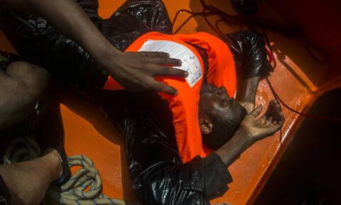 Τραγωδία: Τα πτώματα 62 μεταναστών περισυνέλεξαν οι λιβυκές αρχές