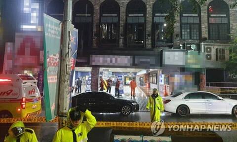 Σοκ στην Κορέα: Κατέρρευσε οροφή σε κλαμπ γεμάτο με αθλητές – Ένας νεκρός, πολλοί τραυματίες (video)