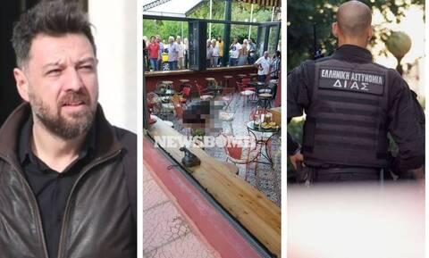 Δολοφονία Περιστέρι: Νέα στοιχεία σοκ - Τον πυροβόλησε 3 φορές και έσπασε το πιστόλι στο κεφάλι του