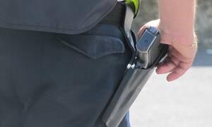 Σκηνές φαρ ουεστ στα Διαβατά: Δύο τραυματίες από πυροβολισμούς
