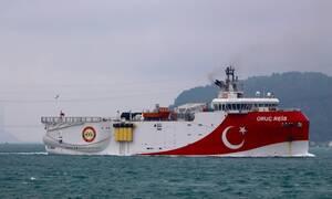 Παιχνίδια πολέμου από την Τουρκία: Έρευνες νότια του Καστελλόριζου, εντός ελληνικής υφαλοκρηπίδας