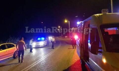 Καραμπόλα στην εθνική οδό Αθηνών - Λαμίας: Πληροφορίες για εγκλωβισμένους