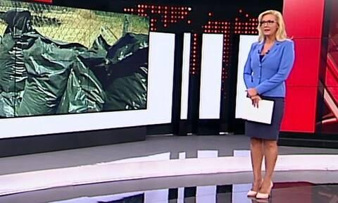 Σεισμός Αθήνα: Δείτε πώς αντέδρασε η παρουσιάστρια του Alpha on air (vid)