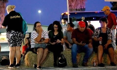 Καλιφόρνια: Βίντεο - σοκ από το μακελειό στο φεστιβάλ