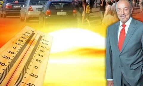 Καιρός: Πότε έρχεται η νέα θερμή εισβολή; Η προειδοποίηση του Τάσου Αρνιακού (video)