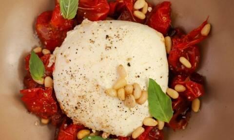 Εύκολη συνταγή: Σαλάτα caprese