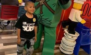 Μακελειό στην Καλιφόρνια: Θρήνος για τον 6χρονο - Ραγίζουν καρδιές οι συγγενείς του (pics&vids)