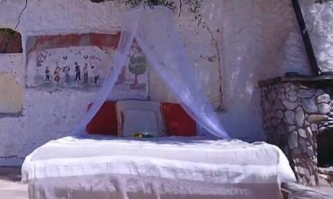 Το πιο... απίστευτο Airbnb βρίσκεται στην Κρήτη - Δεν φαντάζεστε τι δεν έχει! (pics)