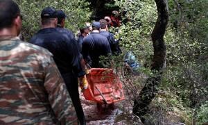 Τραγωδία στον Όλυμπο: Νεκρός ο ορειβάτης που είχε εγκλωβιστεί σε χαράδρα