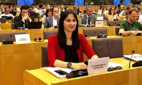 Πρόταση Έλενας Κουντουρά για την θεσμοθέτηση Ευρωπαίου Επιτρόπου Τουρισμού-Μεταφορών