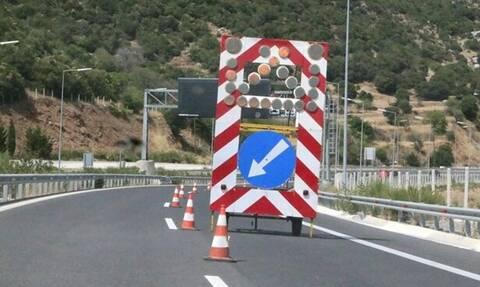 Προσοχή! Διακοπή κυκλοφορίας στην ΕΟ Αθηνών - Θεσσαλονίκης στην Πιερία