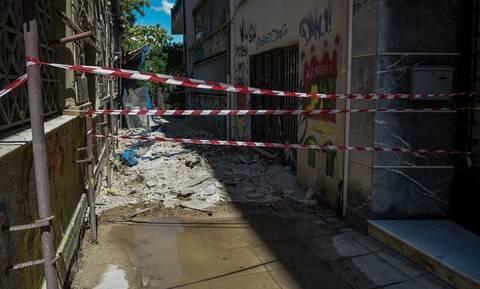 Σεισμός Αθήνα: Σοβαρές ζημιές σε σπίτια - Πάνω από 2.000 οι αιτήσεις αποζημίωσης