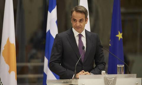 Επίθεση Τουρκοκύπριων σε Μητσοτάκη: Η Τουρκία απέτρεψε το ελληνικό πραξικόπημα