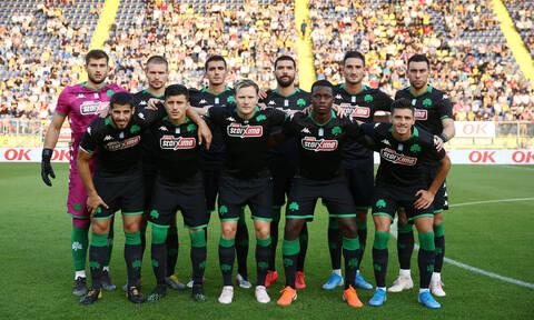 Μπρέντα-Παναθηναϊκός 0-0: Φινάλε στην Ολλανδία με ισοπαλία (photos)