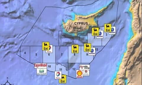 Κύπρος: Σε TOTAL και ENI το οικόπεδο 7 της ΑΟΖ