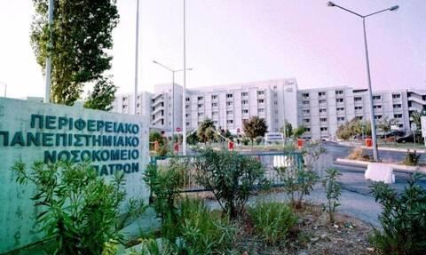 Πανεπιστημιακό Νοσοκομείο Πατρών: Κρατούμενος έβγαλε λεπίδα από το στόμα και έκοψε τις φλέβες του!