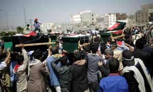 Υεμένη: Νεκροί 13 άμαχοι από πυρά – Δύο παιδιά ανάμεσά τους
