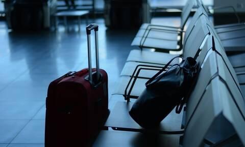 Χάος στο αεροδρόμιο: Δεν θα πιστεύετε τι βρήκαν στη βαλίτσα επιβάτη (pics)