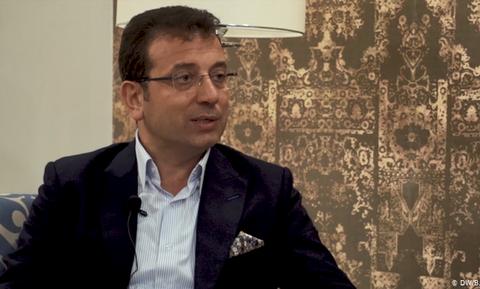 Ιμάμογλου σε DW: Έτσι θα «εκθρονίσουμε» τον Ερντογάν