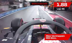 H Red Bull έσπασε πάλι το ρεκόρ του ταχύτερου pit stop στη Φόρμουλα 1 (vid)