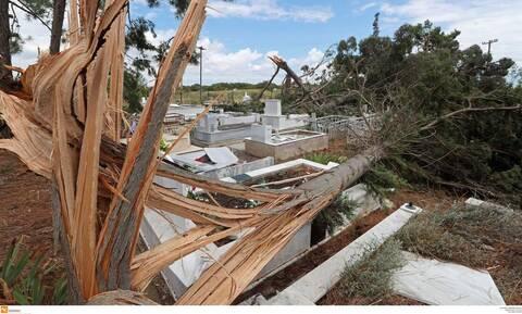 Καιρός: Νέα στοιχεία για τη φονική καταιγίδα που έπληξε τη Χαλκιδική