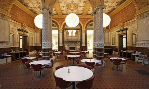 Αυτό είναι το πιο παλιό καφέ μουσείου στον κόσμο