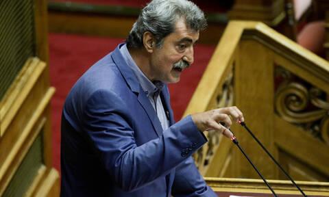 Βουλή LIVE - Πολάκης: Πολιτική δίωξη η προσπάθεια άρσης της ασυλίας μου