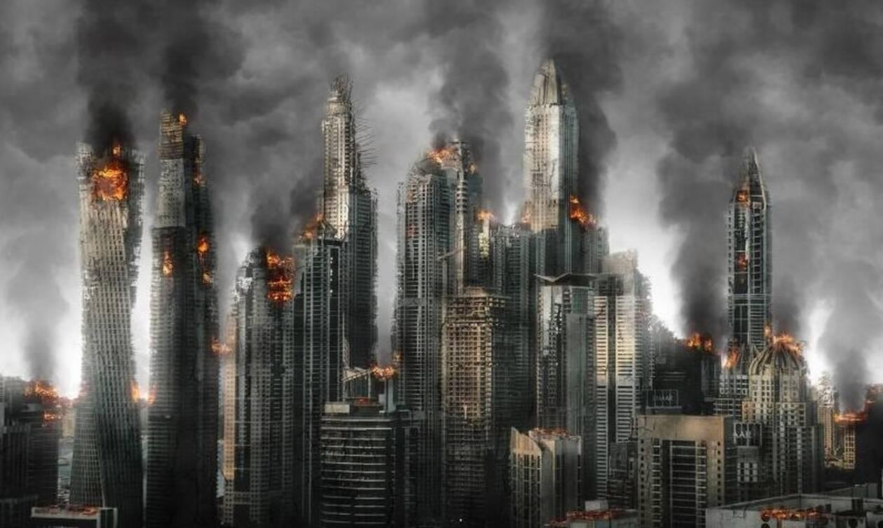 «Πάγωσαν» με αυτό που είδαν - Έρχεται το τέλος του κόσμου; (pics)