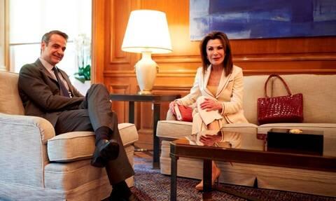 Η Γιάννα Αγγελοπούλου επικεφαλής της επιτροπής «Ελλάδα 2021» με απόφαση Μητσοτάκη