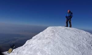 «Η Κιβωτός είναι εκεί, παγιδευμένη στον πάγο. Είναι τεράστια...»