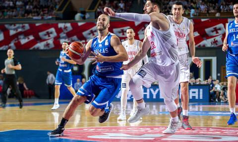 Στις προπονήσεις της Εθνικής Ελλάδας ο Νικ Καλάθης