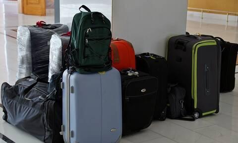 Μεγάλη κομπίνα σε ξενοδοχείο – Δεν πίστευαν στα μάτια τους με αυτά που βρήκαν στις βαλίτσες (pics)