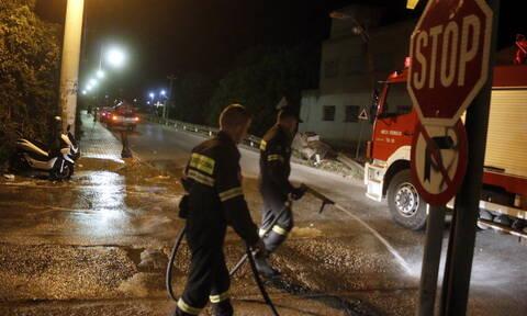 Θεσσαλονίκη: Θανατηφόρο τροχαίο στη Θέρμη - ΙΧ συγκρούστηκε με τρακτέρ