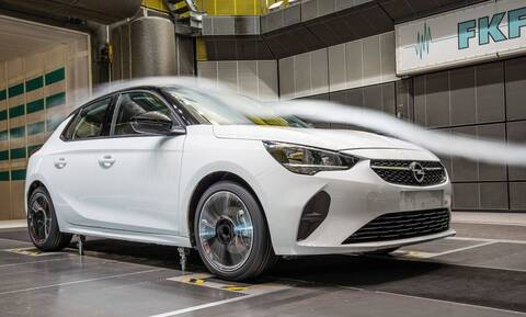 Νέο Opel Corsa με κορυφαία αεροδυναμική: Χαμηλότερες εκπομπές ρύπων και μεγαλύτερη οικονομία