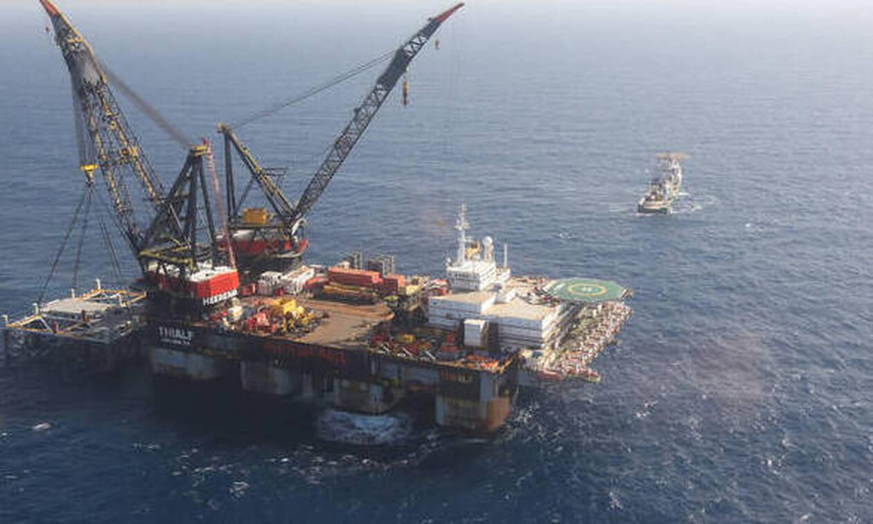 Νέο παραλήρημα των Τούρκων: «Πειρατεία» οι εργασίες Total και ENI στο τεμάχιο 7
