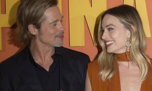 Διάσημη ηθοποιός προσπάθησε να φιλήσει τον Brad Pitt στο στόμα και η σκηνή έγινε viral