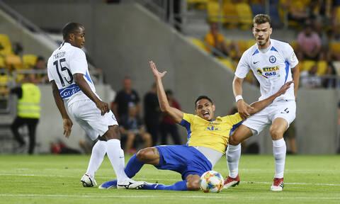 Ατρόμητος-Ντουνάισκα Στρέντα LIVE: Η εξέλιξη της «μάχης» για το Europa League