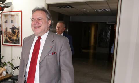 Κατρούγκαλος: Δεν έχει αρμοδιότητα ο πρωθυπουργός να συστήσει Συμβούλιο Εθνικής Ασφάλειας