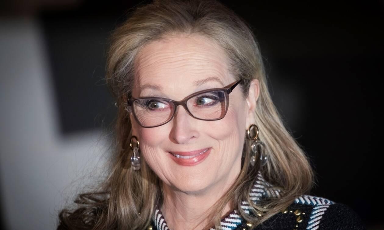 Η Μέριλ Στριπ τιμώμενο πρόσωπο στο Φεστιβάλ του Τορόντο