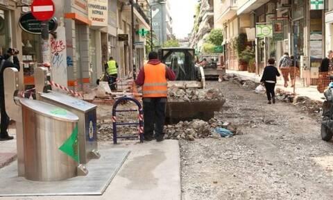 Λάρισα: Θησαυρός! Δείτε τι βρήκαν κατά τη διάρκεια εργασιών στο δρόμο (pics)