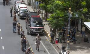 Τρόμος στην Ταϊλάνδη: Διπλή έκρηξη βομβών στη Μπανγκόκ