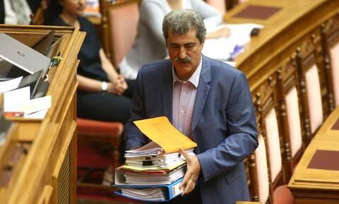 Αυτά είναι τα έγγραφα που κατέθεσε ο Παύλος Πολάκης στη Βουλή